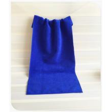七彩 家政清洁抹布 加厚超强吸水不掉毛毛巾 30*70cm 蓝色