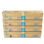 柯尼卡美能达(KONICA MINOLTA)TN223粉盒 黄色