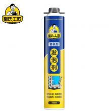 皇氏工匠(HSGJ)枪式发泡剂泡沫胶膨胀剂 填缝剂 保温防水 聚氨酯 900g