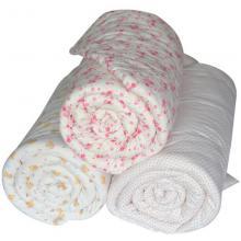 喜咪咪 棉花单人床垫全棉褥子 纯手工 120*200 4斤