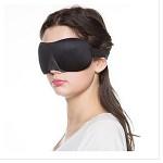 驰动3D眼罩 睡眠遮光轻薄透气 男女午休旅行睡觉护眼罩黑色 其它眼部防护