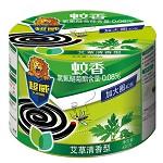 超威 艾草清香加大型蚊香 40圈/盒