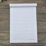 汉鑫 A-40 加厚16K牛皮纸教案本 265mm*190mm 单个价
