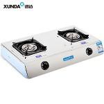 迅达(XUNDA)2·N5-GHB 台式天然气不锈钢双灶