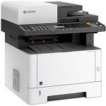 京瓷(KYOCERA)M2135dn 黑白激光一体机(打印 复印 扫描 )一年质保