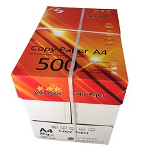 创世纪 B4 70g 复印纸 500张/包 5包/箱(橙) 单包价