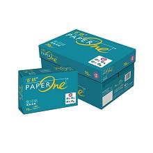 绿百旺 16K 70g 复印纸 500张/包 8包/箱 整箱价 白色