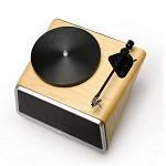 hymoriginals HYM-Seed 白橡木色黑胶唱片机