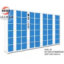 华都 HD8L-48 48门手机APP智能存包柜