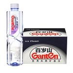 百岁山 矿泉水 饮用水 瓶装水 景田 570ml*24瓶 整箱装