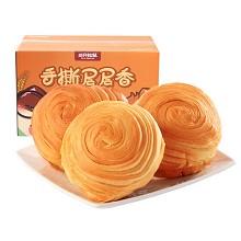 三只松鼠 手撕面包饼干蛋糕 1000g/盒