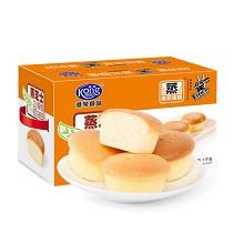 港荣 饼干蛋糕、蒸芝士蛋 800g