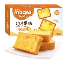 麦吉士 切片蛋糕面包片 果丁味 192g/盒