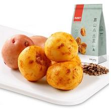 良品铺子 小土豆、马铃薯 烧烤味零食小吃 205g