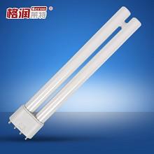 格润莱特 H型直形荧光灯管 24W 白光 32cm 双端荧光灯
