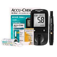 罗氏(roche)活力型血糖仪(内附50片试纸+50支采血针)