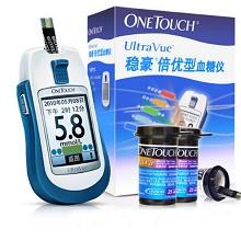 强生 (Johnson&Johnson)稳豪倍优型 稳捷血糖仪