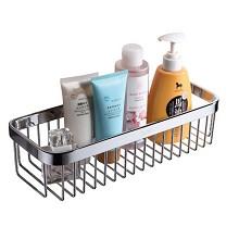 莱尔诗丹(larsd)7520 浴室网篮、卫生间淋浴房五金挂件 卫浴五金置物架 卫浴间类