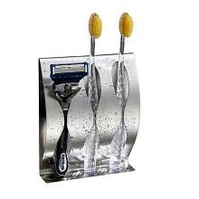 科固(KEGOO)K06642 304不锈钢牙刷架、壁挂式五金挂件 免打孔