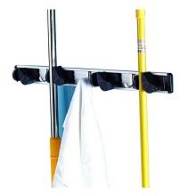 卡贝(Cobbe)卫生间拖把架浴室扫把架壁挂厨卫五金挂件