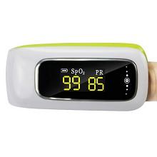 康尚(Konsung)血氧仪指夹式 血氧饱和度监测仪 心率监测仪 脉氧仪 可充电 大屏清晰