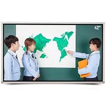 中银(BOCT)BT4200-C4 42英寸触摸屏电视电脑大屏显示器教学办公会议触控一体机电子白板