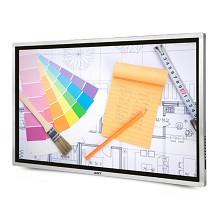 中银(BOCT)BT4200-C3 42英寸触摸屏电视电脑大屏显示器教学办公会议触控一体机电子白板