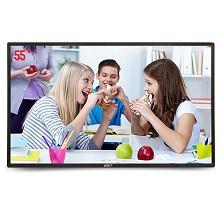 中银(BOCT)BT5500 55英寸智能白板多媒体教学会议触控一体机大屏电视触摸显示器 (不带电脑盒子)