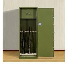 贺曼加厚钢板定制枪柜弹药柜公安警察部队专用防爆枪支保险柜 6只装 步枪柜