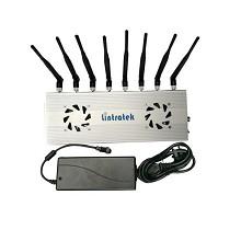 Lintratek WIFI移网络信号防追踪器防作弊屏蔽 6天线