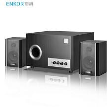 恩科(ENKOR)S2850 2.1有源多媒体音箱