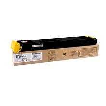 夏普(SHARP)DX-25CT-YB 大容量 黄色粉盒 打印量10000页 适用DX-2008UC/2508NC