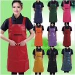 白云清洁(BAIYUN CLEANING)PU防水皮围裙 颜色随机