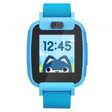 搜狗(sogou)T3 糖猫儿童智能电话手表 彩屏摄像儿童智能手表 防水GPS定位学生手表手机 蓝色