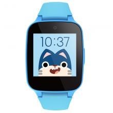 搜狗(sogou)M1 糖猫儿童智能电话手表  GPS定位 防丢防水 拍照 彩屏 蓝色