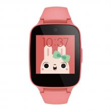 搜狗(sogou)M1 糖猫儿童智能电话手表 GPS定位 防丢防水 拍照 彩屏 粉色