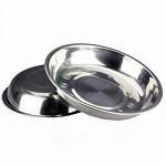 和胜安 不锈钢圆碟子 直径:16cm