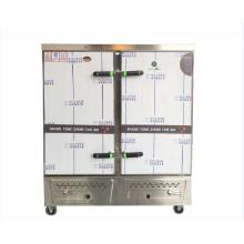 满森(Masain)304不锈钢双门24盘蒸饭车 钢板厚0.8cm 1400*650*1680mm