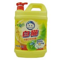 白猫 洗洁精2kg 8瓶/箱 单瓶价