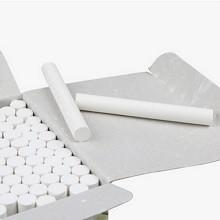 洁康 白色粉笔 6盒装 600支 单箱价