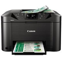 佳能(Canon)MB5180 A4喷墨多功能一体机 打印/复印/扫描/传真