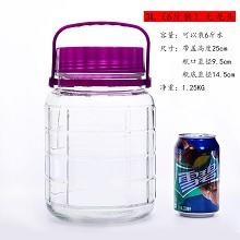 顺胜 玻璃罐 3L 一个