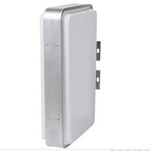 欧斯若(OUSSIRRO)灯箱广告牌led广告灯箱吸塑门头单双面长方形圆户外防水LED挂墙式 白色 150cmx60cm
