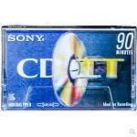 索尼(SONY)CD-IT 74/90/94/120 二类磁带 空白卡带 铬带
