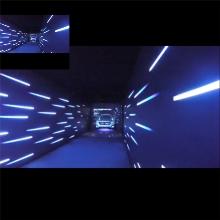 佳事发 LED灯光展览厅灯光设计编程灯