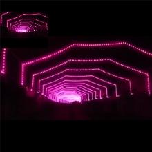 佳事发 LED户外景观亮化造型灯光艺术装饰工程背景幕墙灯光节楼体桥梁轮廓灯
