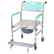 雅德 YC7801 L 铝合金老人孕妇坐便椅椅