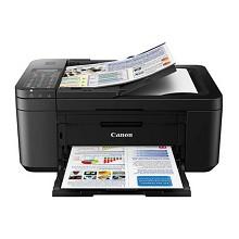 佳能(Canon)E4280 A4彩色喷墨多功能一体机 打印/复印/扫描/传真 支持自动双面打印