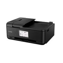 佳能(Canon)TR8580 A4彩色喷墨多功能一体机