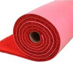 雅的 3A 1.2米PVC塑料加厚防滑地毯 可裁剪定制